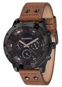Мъжки часовник Guardo 10630-3
