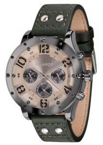 Мъжки часовник Guardo 10630-5 ж