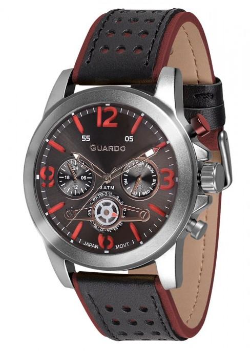 дизайнерски часовник Guardo 11177-1