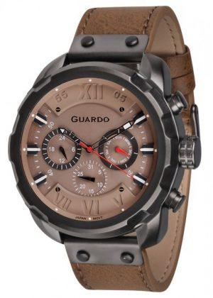 Мъжки часовник Guardo 11179-4