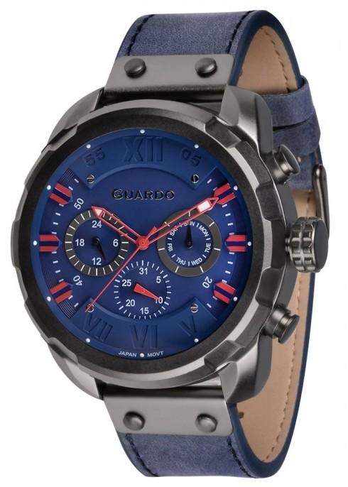 модерен часовник Guardo 11179-5