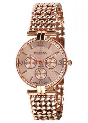 Дамски часовник Guardo 11378-4