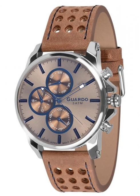 ръчен часовник Guardo 11454-4
