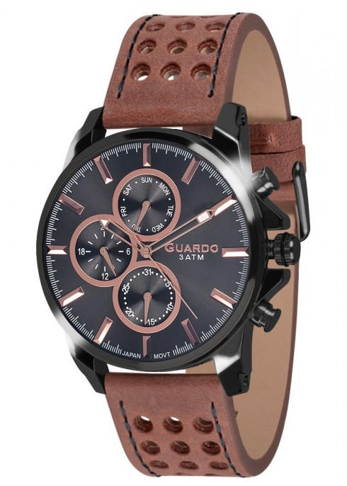 ръчен часовник Guardo 11454-2