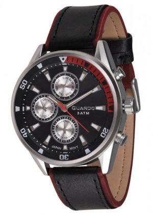 модерен часовник Guardo 17116-1