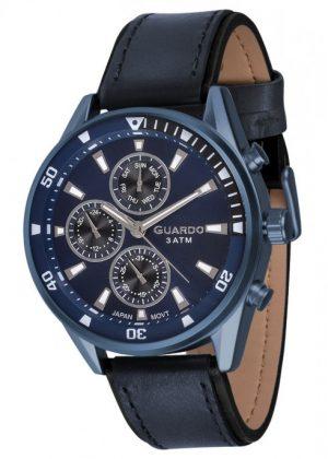 модерен часовник Guardo 17116-5