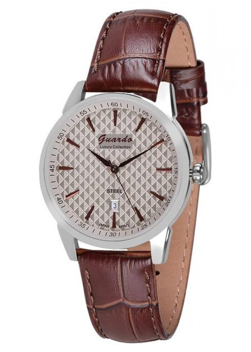 мъжки часовник Guardo S1747(1)-2
