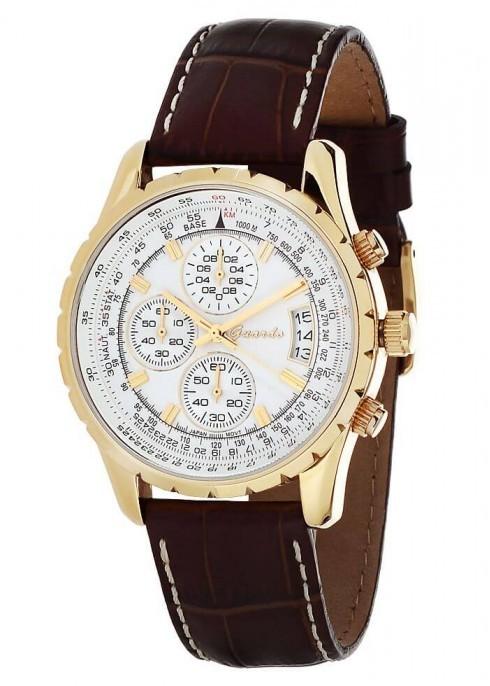 мъжки часовник Guardo S2557-2
