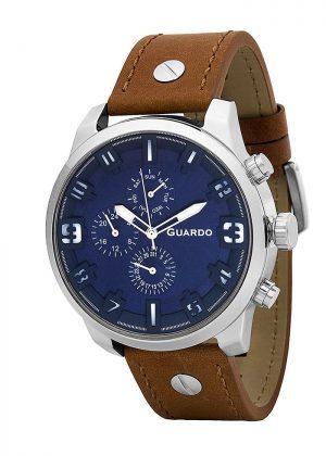 мъжки часовник guardo 11270-2