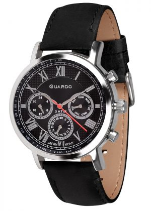 мъжки часовник guardo 11450-1