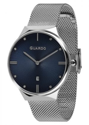 унисекс часовник guardo 124731-2